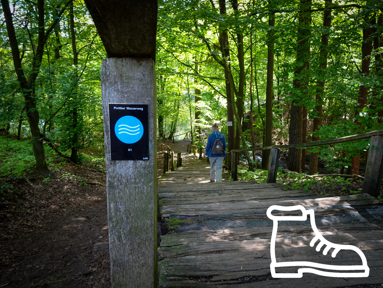 Wandergebiet Donoper Teich – Hiddeser Bent – Pivitker Wasserweg